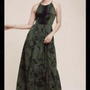 Anthropologie Ranna Gill Herballiste Maxi dress